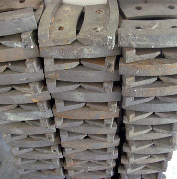 制砂机配件90边护板