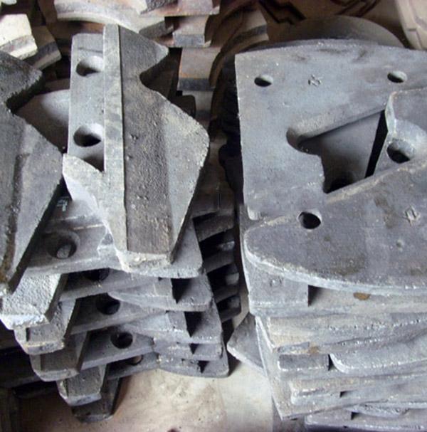 制砂机配件-山冠流道板