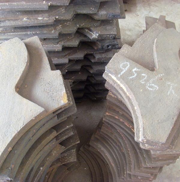 制砂机配件-9526流道板